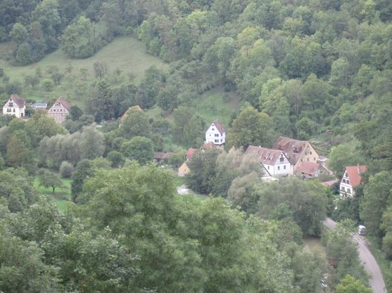 Burghotel : view