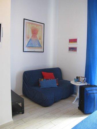 B&B Piazza Dante : Dante room