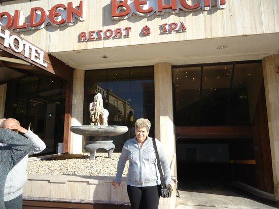 Golden Beach Resort and Spa: MUITO BOM