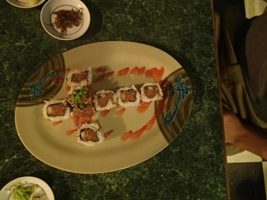 "Wayne's Sushi: The ""Death Roll"""