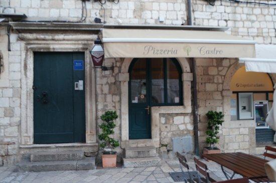 Apartments Placa Dubrovnik: entrance