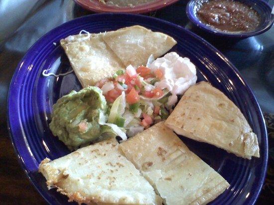 Herrera's Mexican Restaurant: Fried Cheese Quesadilla