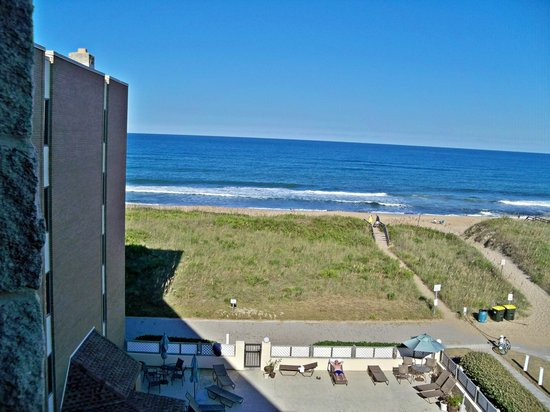 BEST WESTERN Ocean Reef Suites: view seen from the room