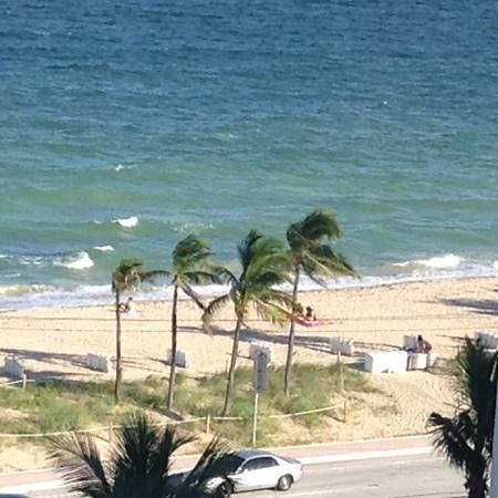 Sonesta Fort Lauderdale Beach: View from room 920