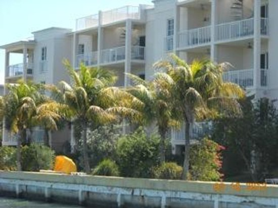 Key West Marriott Beachside Hotel: Rooms with balconies