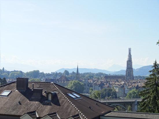 Hotel Allegro Bern : 部屋からの眺め