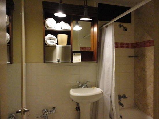 South Beach Plaza Villas: Banheiro
