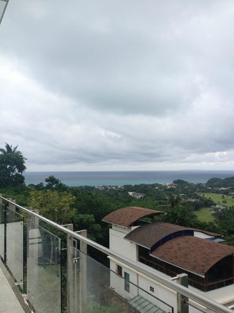 """Tanawin Resort and Luxury Apartments: View from """"The View"""""""