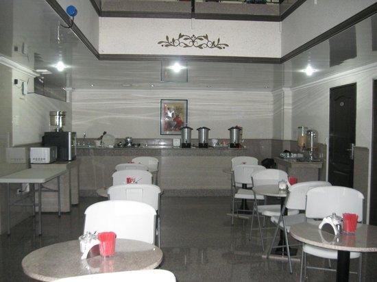 Hotel Suite el Lago Inn : Cocina/comedor