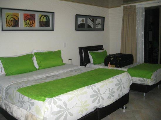 Hotel Suite el Lago Inn : Habitación