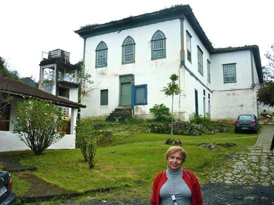Hotel Fazenda Palmital: VELHO CASARÃO DO HOTEL FAZENDA (SECULO XVI)