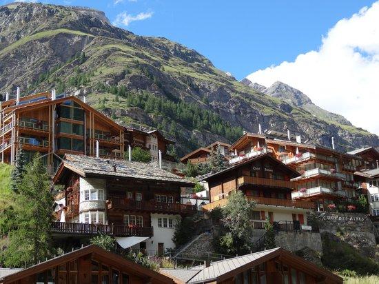 Coeur des Alpes: ホテル棟