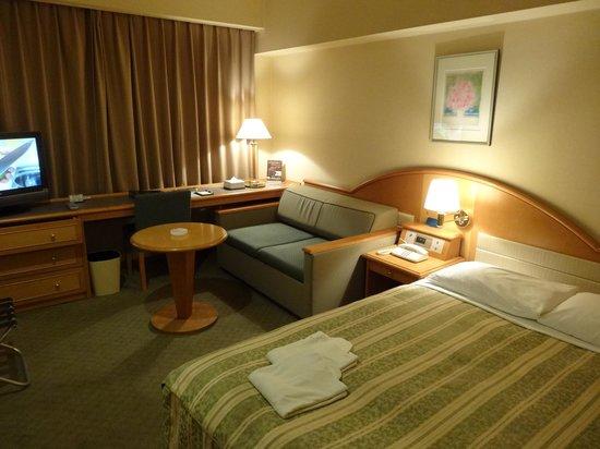 Hotel Mystays Premier Omori: ダブルルーム