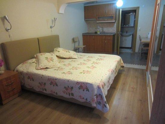 Natureland Efes Pension: Room on the left