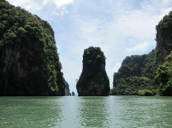 Phang Nga Bay - Picture of Phang Nga Bay, Ao Phang Nga ...