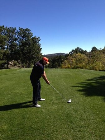Red Feather Lakes, CO: #13, par 5