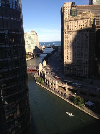 The Langham, Chicago: View from the Room
