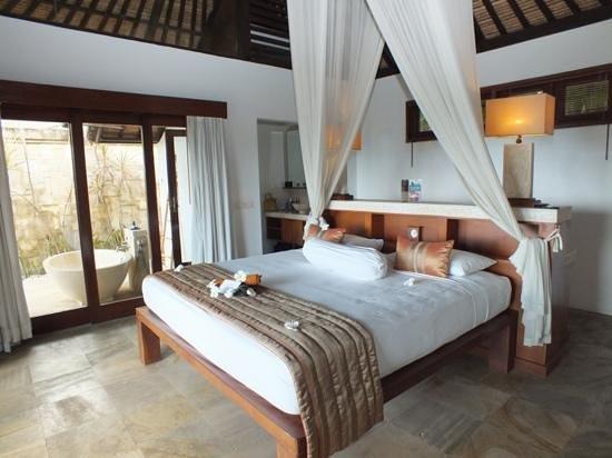 Batu Karang Lembongan Resort & Day Spa: 1 bedroomed villa