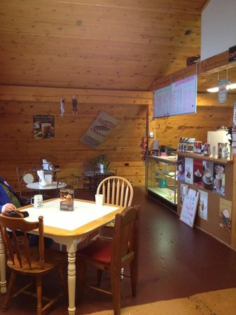 Beaver Fever Cafe: A nice place to relax