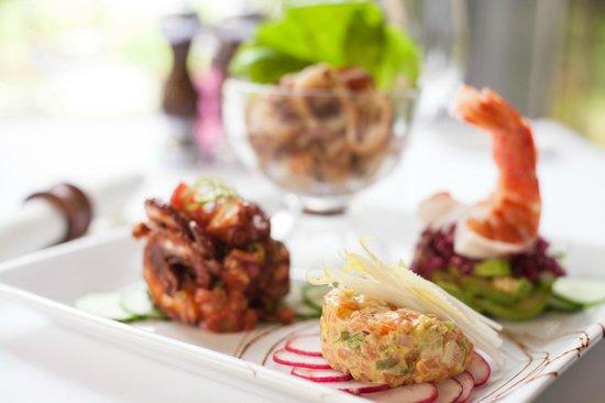 Restaurant La Clef Des Champs: Exquisitely prepared