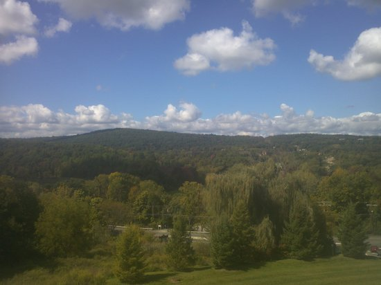 Minerals Hotel : beautiful view