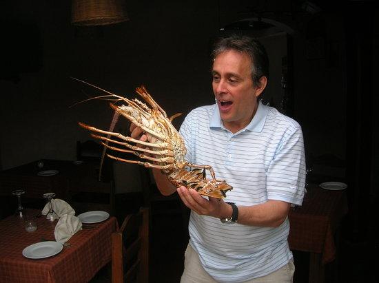 La Toscana: Lobster anybody