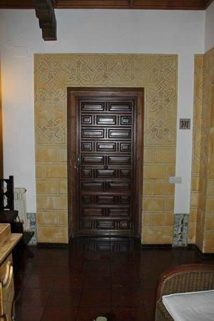 Hacienda del Cardenal: Room