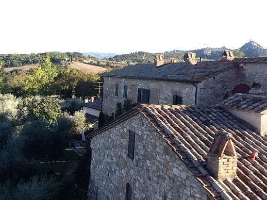 Albergo Le Terme: view from #236