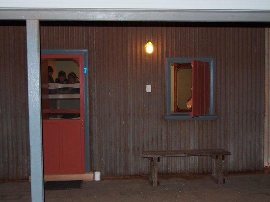 Hamelin Station Stay : Our room