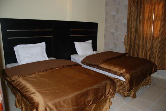Al Nusl: غرفة 2 سرير داخل شقة بالارجوانة