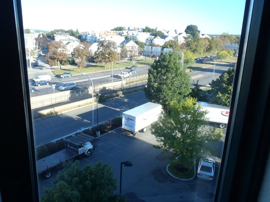 La Quinta Inn & Suites Boston Somerville: view from hotel