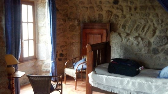 Le Petit Chateau Du Villard : The 'Monks Room'