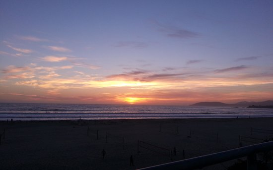 Edgewater Inn & Suites: Pismo Sunset