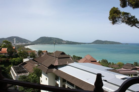 Diamond Cliff Resort and Spa: View from Villa