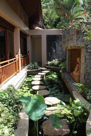 Diamond Cliff Resort and Spa: Villa #1
