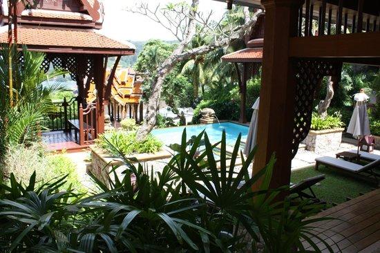 Diamond Cliff Resort and Spa: Villa