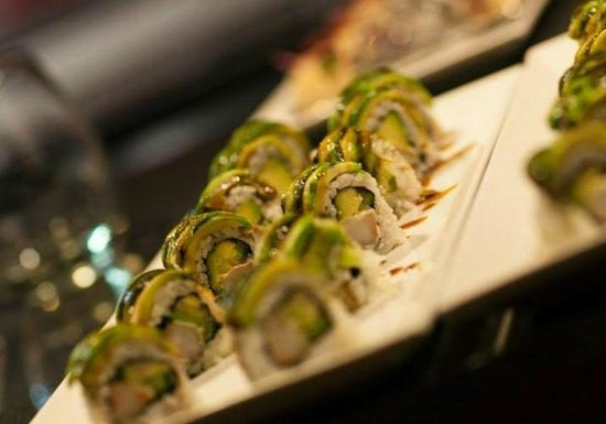 House of Moments : One of the best Sushi in town