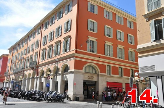 Open house nice h tel france voir les tarifs 8 avis for Hotel meuble nice