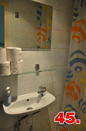 Open House Nice : Bath room