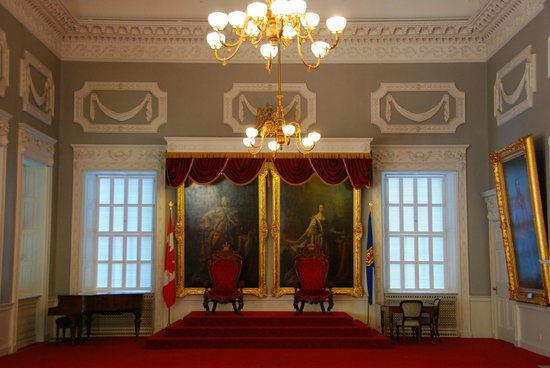 Province House : townhall