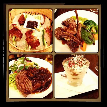 Jazzcat Restaurant 3 Course Meal