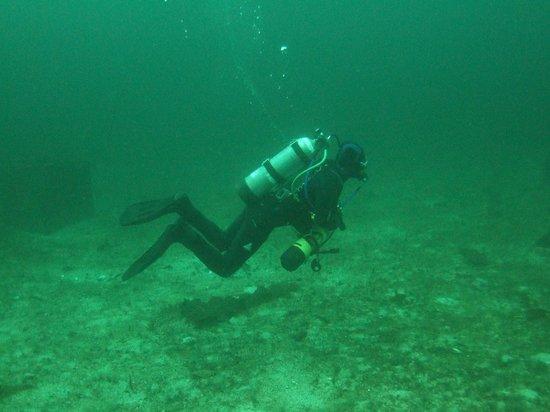 Sundown Divers : Divemaster Mark