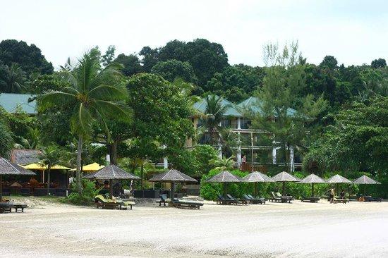 Angsana Bintan: Beach of Angsana