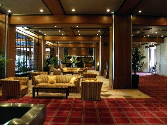 Okayama International Hotel: Main lobby