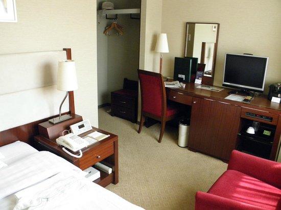 Okayama International Hotel: Single room