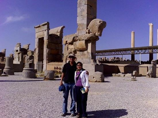Иран: 伊朗波斯波利斯太美了