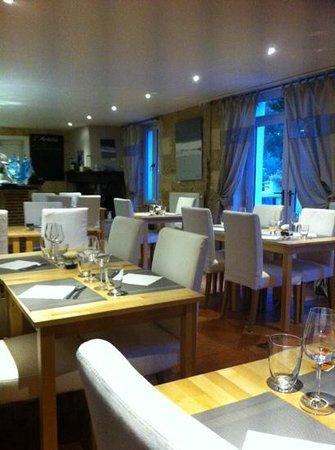 Saint-Seurin-de-Prats, Γαλλία: restaurant