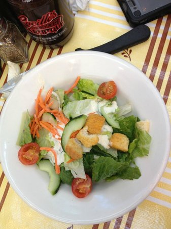 Lucille's Smokehouse BBQ: Small Salad