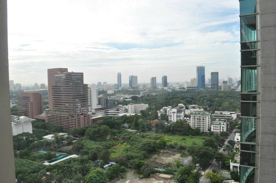 Mayfair, Bangkok - Marriott Executive Apartments: view from the apartment