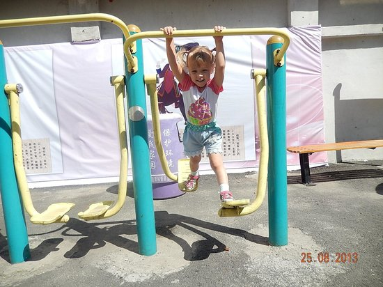 Pingguo Holiday Hotel Harbin Gexin Street: спорт